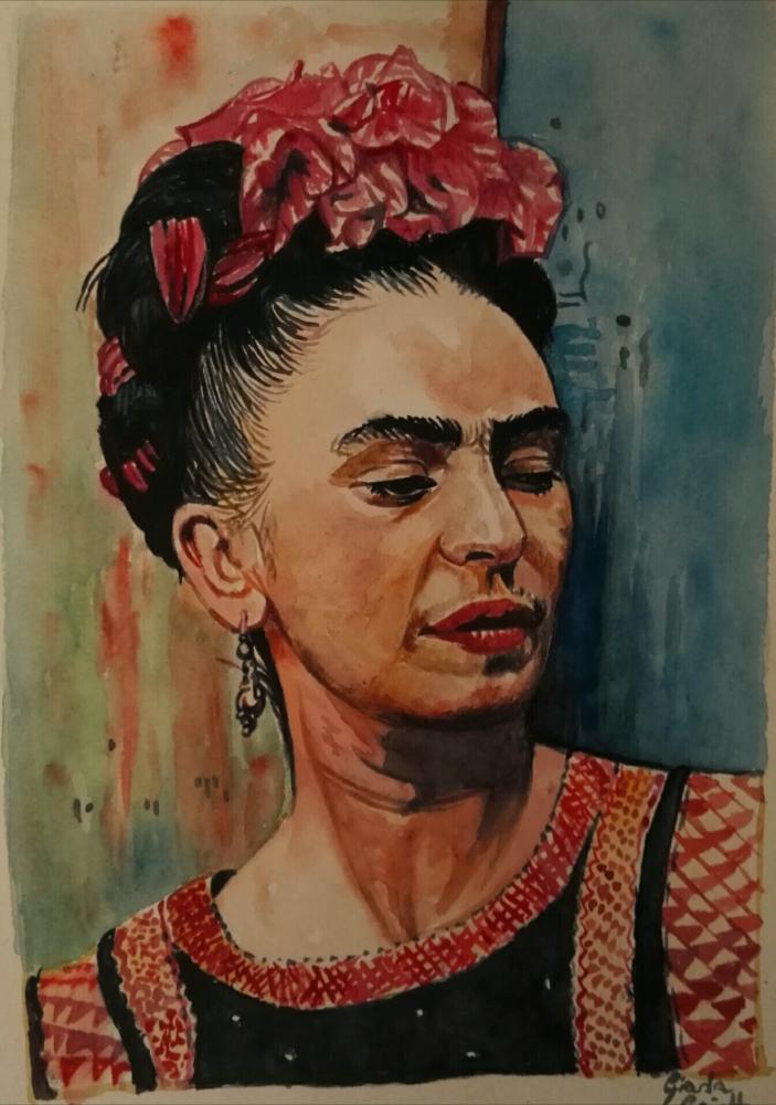Frida Kahlo by g1adina87